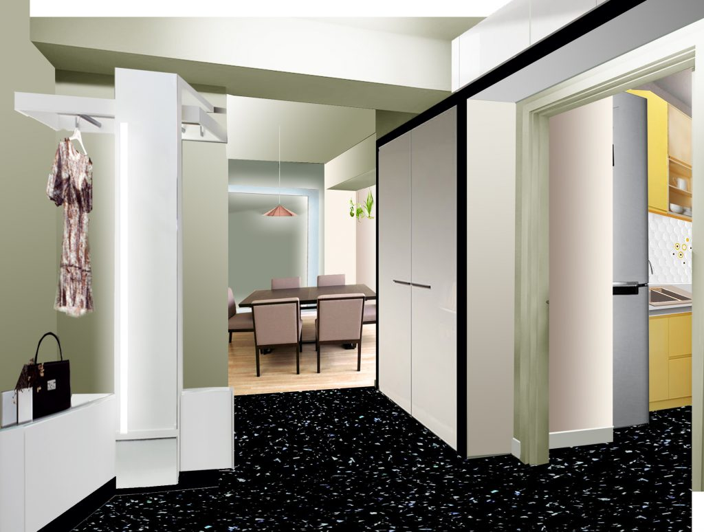 vestibul-Berceni-flat-rouavision-ro