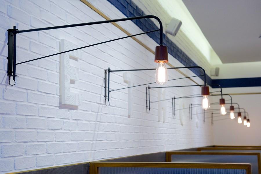 iluminare de restaurant