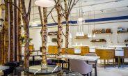 "Ethos Foods Restaurant, ""amenajari vegetariene"""