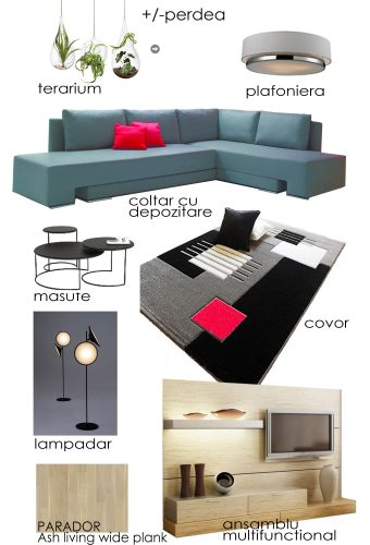 Mood-Board living room fara furnizori indicati furnizori