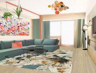 Proiect design interior apartament in Berceni